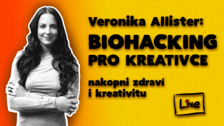 Biohacking pro kreativce, Veronika Allister