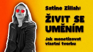 Satine Zillah: Živit se uměním