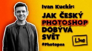Jak český Photoshop dobývá svět