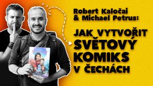 Jak vytvořit světový komiks v Čechách aneb vydání Nanits Chronicles