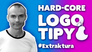 Hardcore logo tipy od Tomáše Vachudy