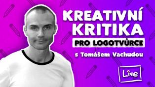 KREATIVNÍ KRITIKY pro logotvůrce s Tomášem Vachudou
