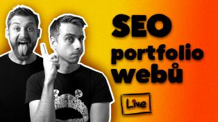 Optimalizace dohledatelnosti pro portfolioweby, SEO a grafická práce