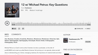 (Anglicky) Michael Petrus: Key questions, Freelensers