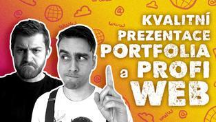 Jak by měl vypadat portfolio web a jak si ho vytvořit