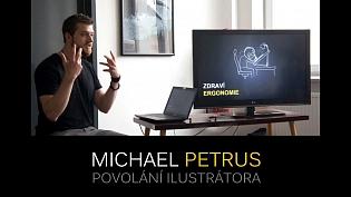 Michael Petrus: Povolání ilustrátora (sestřih z besedy)
