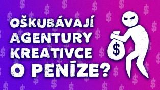 Oškubávají agentury kreativce o peníze? Vše je o umění vyjednat ceny!