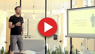 Michael Petrus: Noví klienti a proces kreativní zakázky pro Think tank Na Volné noze
