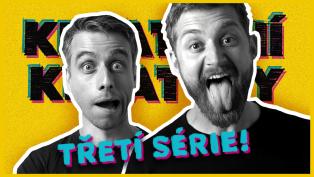 #KreativniKreatury: Třetí série - Upoutávka