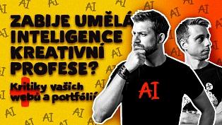 Zabije umělá inteligence kreativní profese?