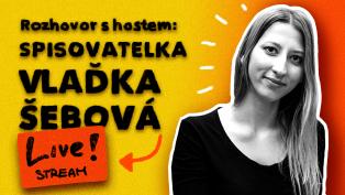 Spisovatelka Vlaďka Šebová – rozhovor o vydávání knížek a nutnosti vlastního marketingu